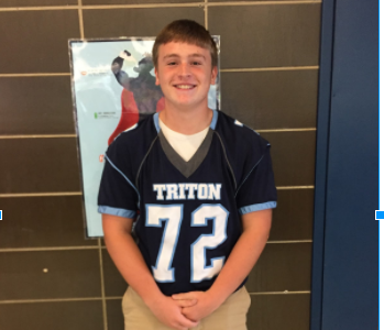 Athlete of the Week, Steven Particelli