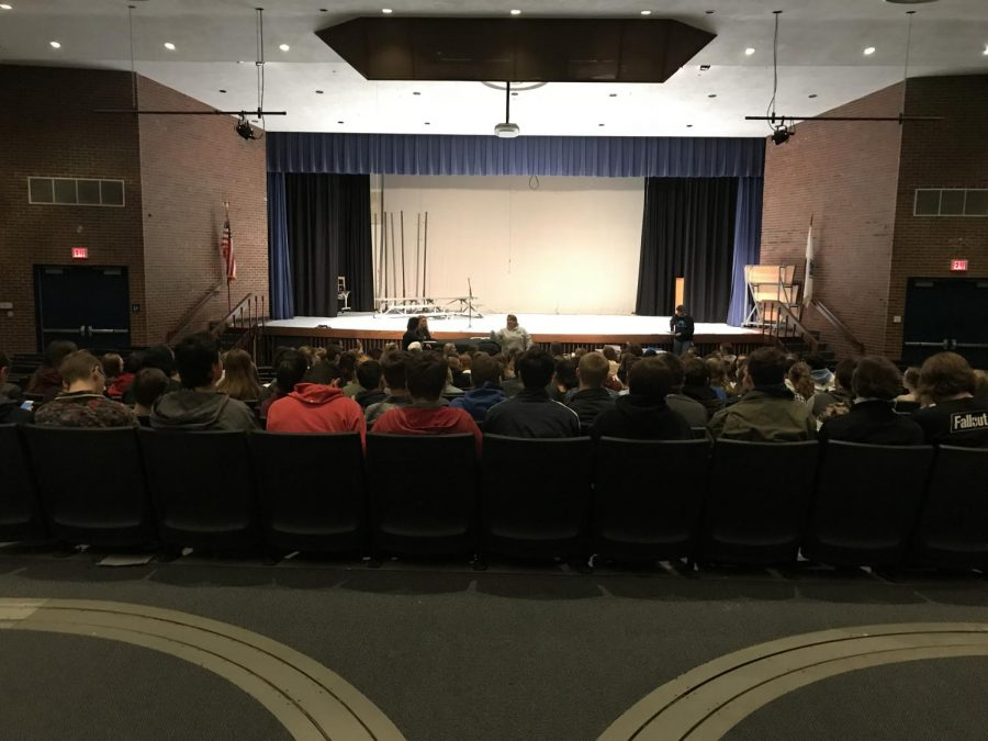 Fall Sports Assembly