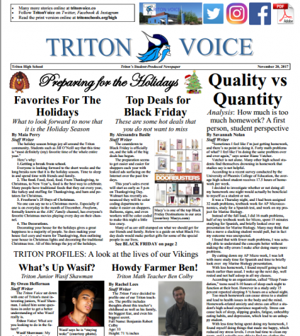 Print Edition for 11-20-2017