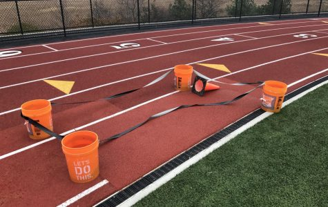 Triton runs into Track Problems