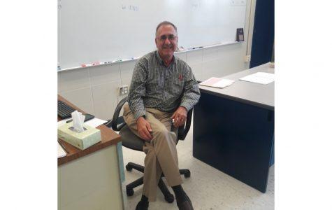 Teacher of the week: Richard Dube