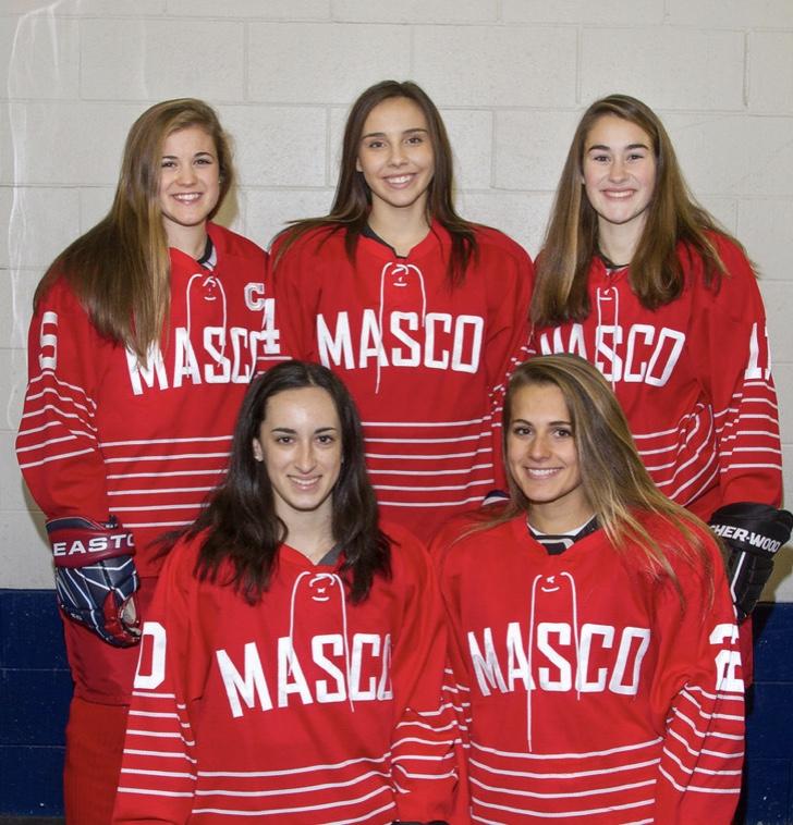 Masco Girls Hockey Team Preview