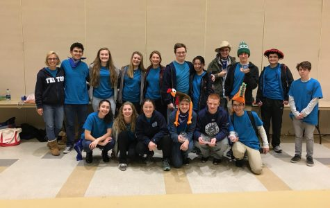 Robot Battle: Triton's Robotics Team Take Home Gold