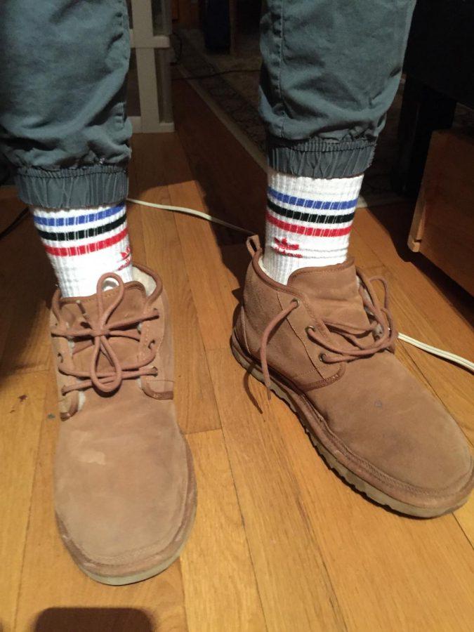 Men Wearing Ugg Boots