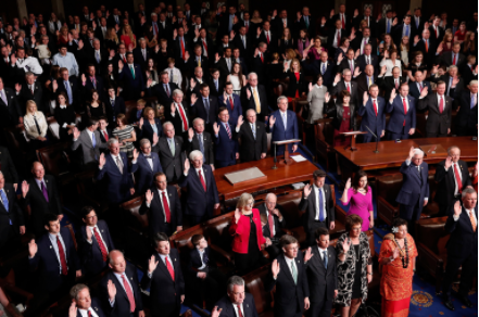 115th Congress (US News & World Report photo)