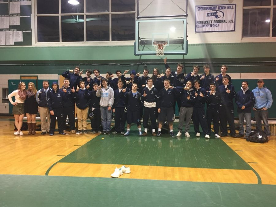 Wrapping up the 2017-2018 Wrestling Season