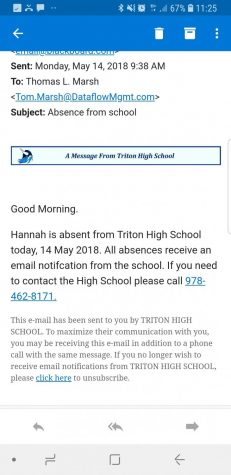Triton Earns Spot on AP Honor Roll for 3rd Year