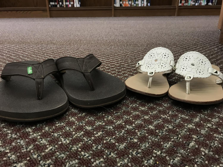 Sandals, Flip flops and more