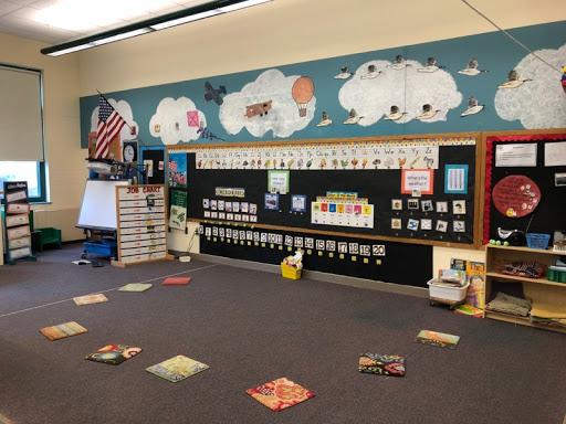 A Fresh Face in the Preschool