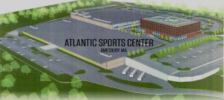 Basic overview of the Atlantic Sports Center.