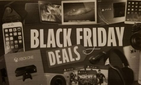 Deals on Black Friday are all over the newspapers!