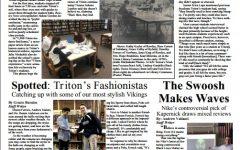 Triton Voice for Friday, 11/9/18