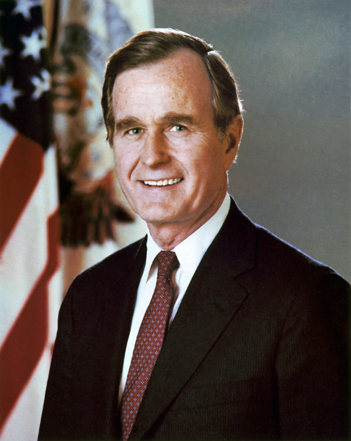 Image of George H.W Bush