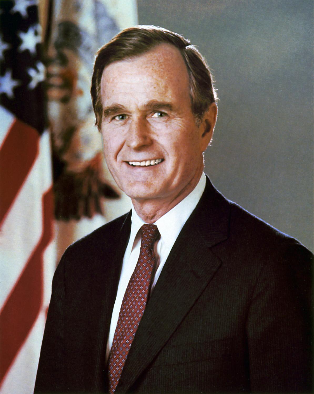 Image of George H.W Bush