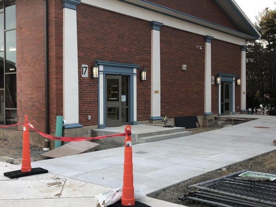 Pine Grove renovation