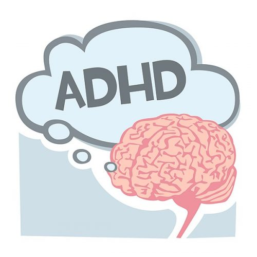 People's brains are affected differently with ADD and ADHD