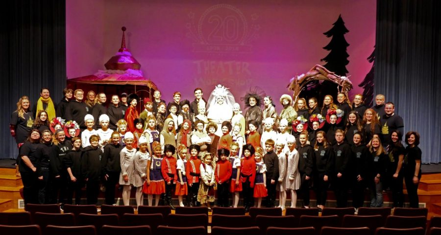 20 Years of Professional Children's Theater