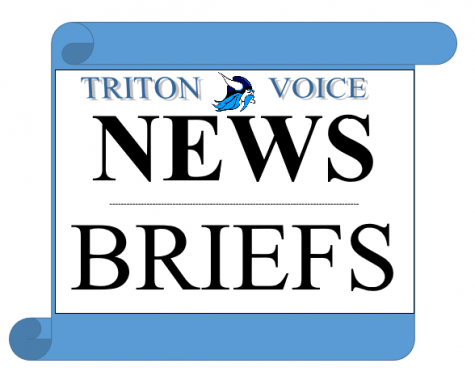 Triton News Briefs for Feb. 3, 2019