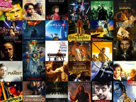 Top Ten Movies of All Time