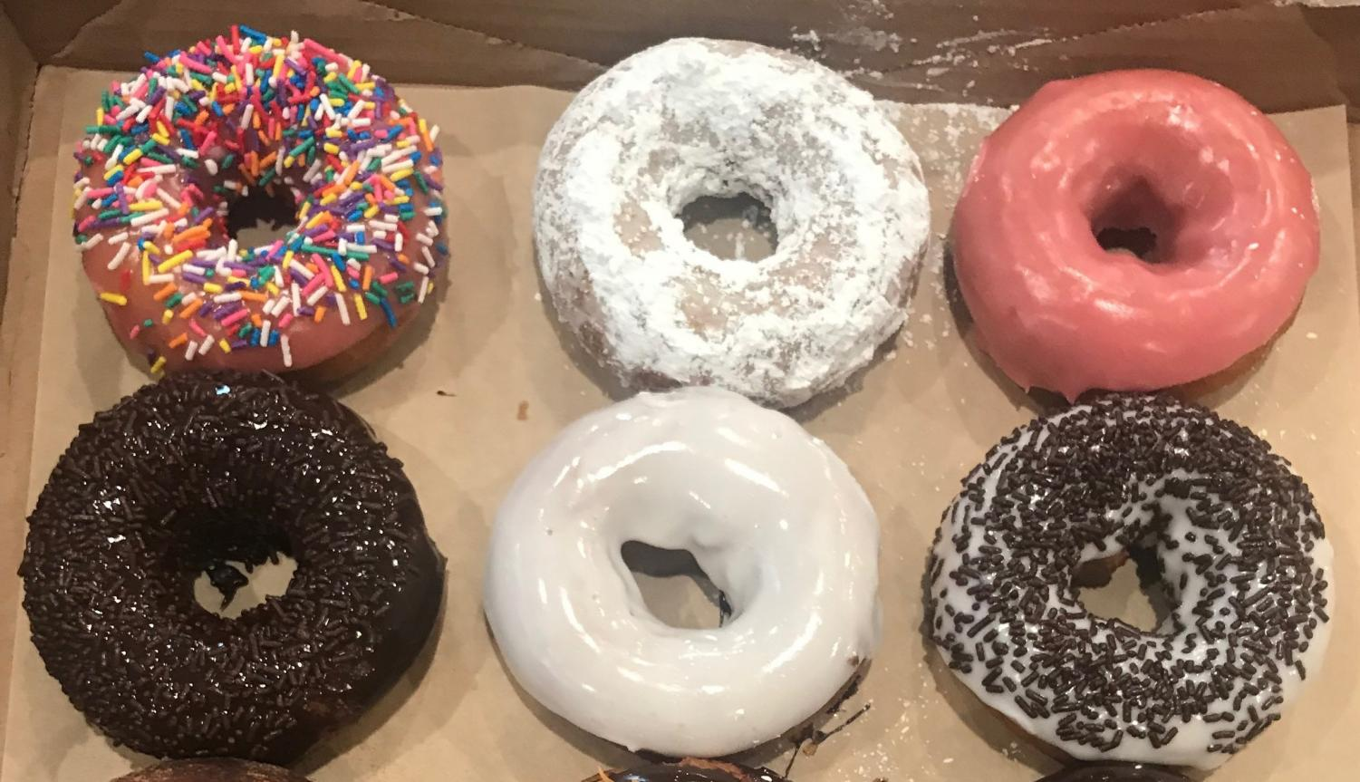 Changing TIdes Cafe offers a new spot in downtown Newburyport to sample homemade donuts and enjoy their coffee bar.