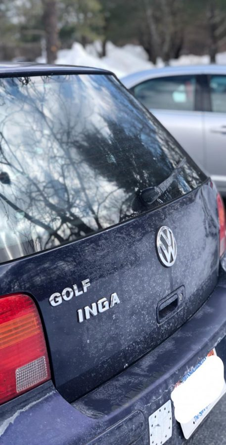 Tougas' Volkswagen Golf
