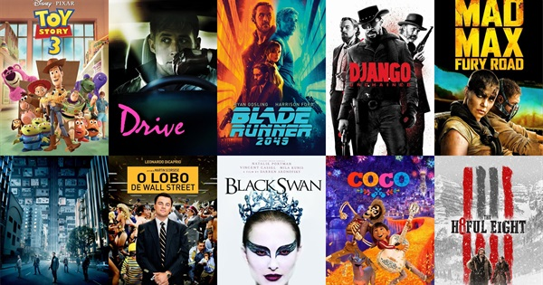 Best Movies of the 2010's