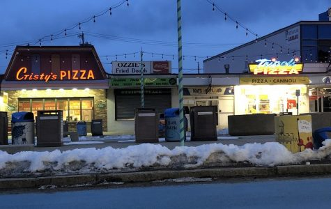 The Beach Pizza Battle : Cristy's or Tripoli