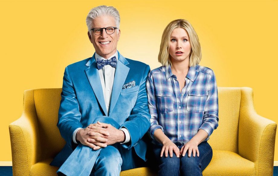 The Good Place offers a view on what heaven might be like for someone who's not really supposed to be there