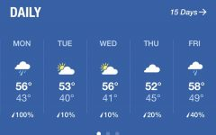 New England Weather Warms for Spring Break