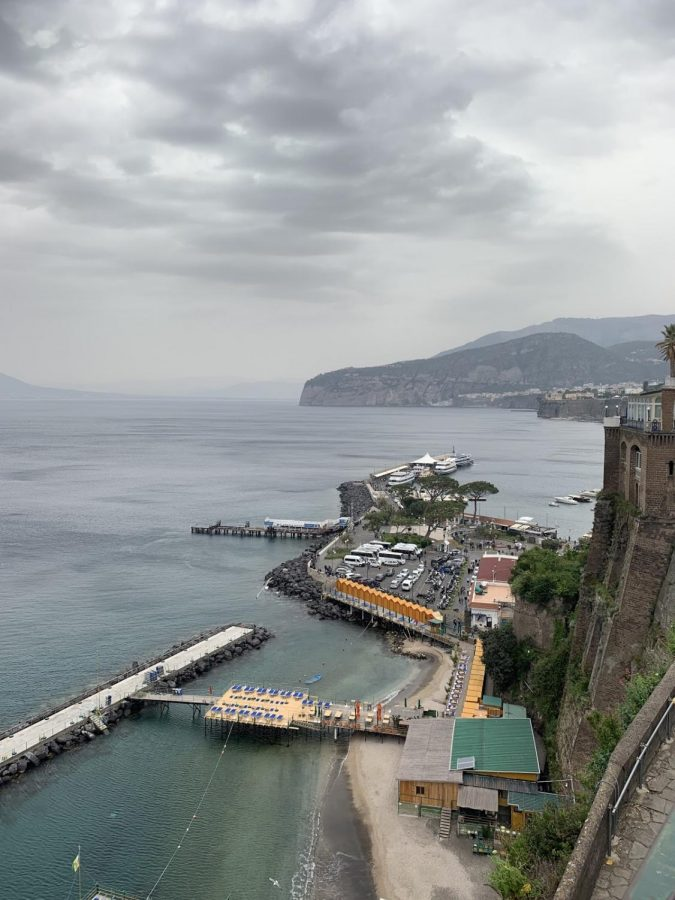Dispatches from Italy: Sorrento