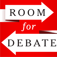 Room for Debate image courtesy of the New York Times Co.