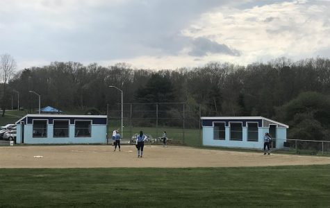 Triton Softball Prepares for Game