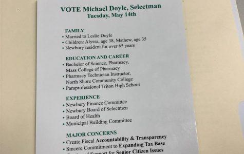 Selectmen Mr. Doyle
