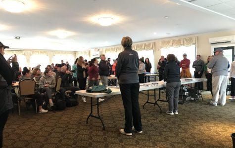 2019 MIAA North Sectional Girls Golf Tourney