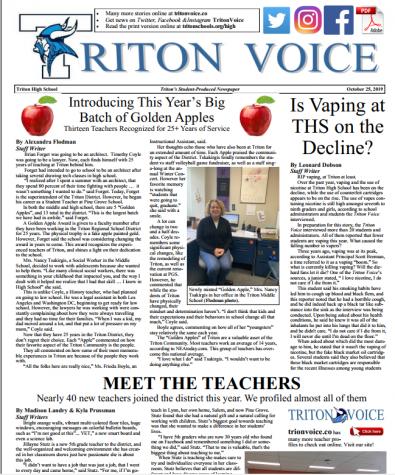 Triton Voice for 1/10/2020