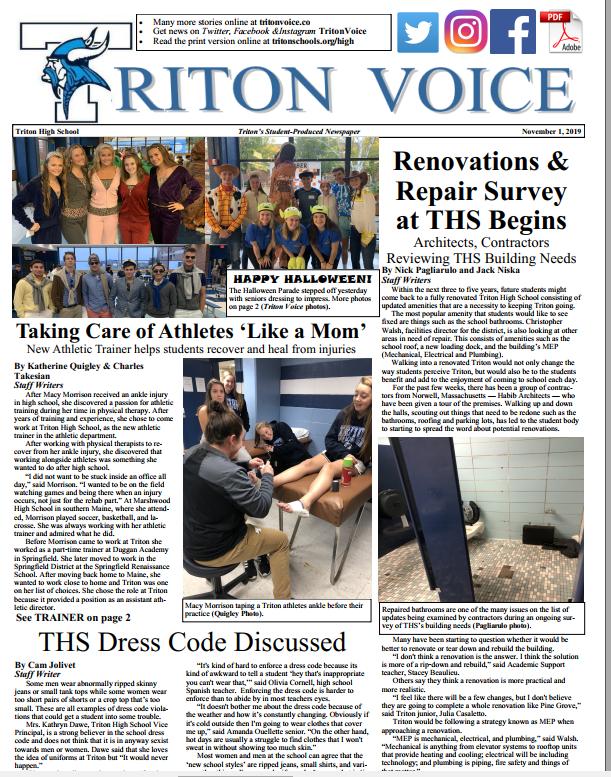 Triton+Voice+for+November+1%2C+2019