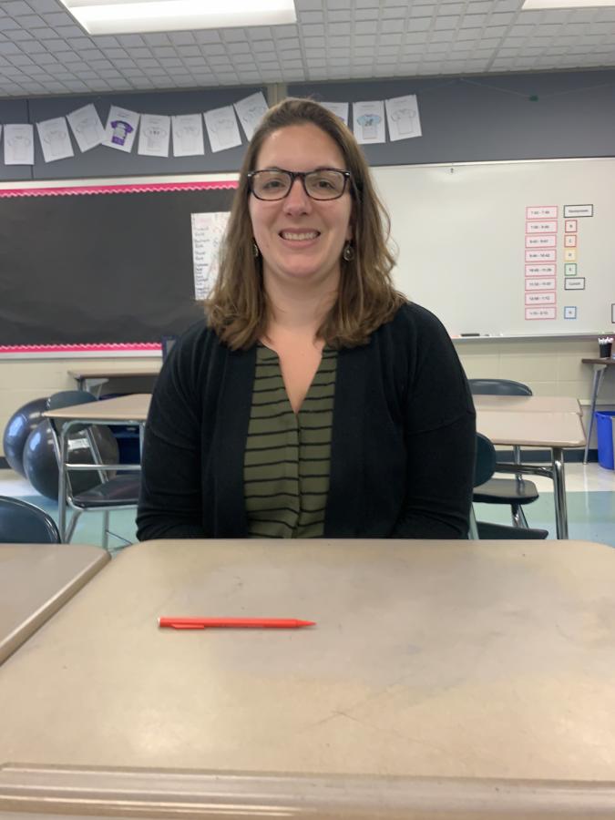 Meet Mrs. Eaton!