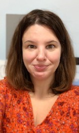 Sarah Frizzi, new nurse at Salisbury Elementary School (Frizzi photo)