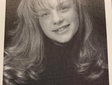 Danielle Warrens Triton high school senior picture  taken 1998, picture taken from yearbook (2019) Derek Cotter
