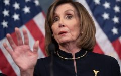 Nancy Pelosi formally speaking at the impeachment inquiry on December 18, 2019-