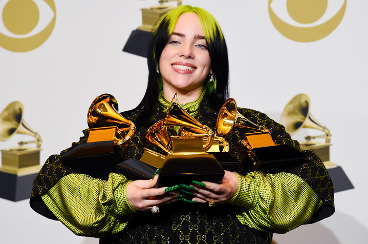 Grammys Review