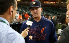 """The Houston Astros set a Terrible Example for Young Athletes Like me"""