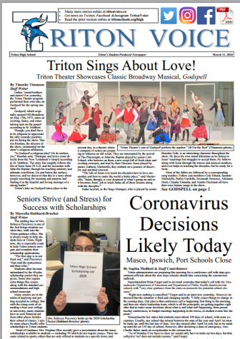 Triton Voice for 3/11/2020