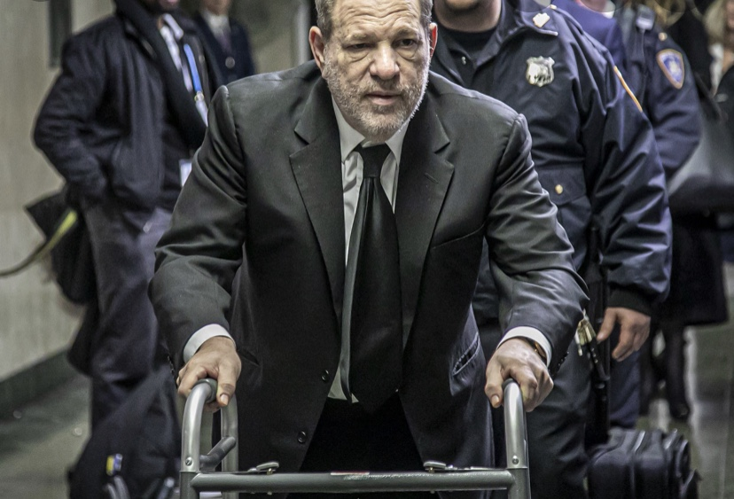 Harvey+Weinstein+entering+the+courtroom+at+a+recent+appearance+in+New+York+City%0A