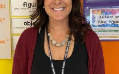 New teacher at Pine Grove enters the year with a fresh perspective.