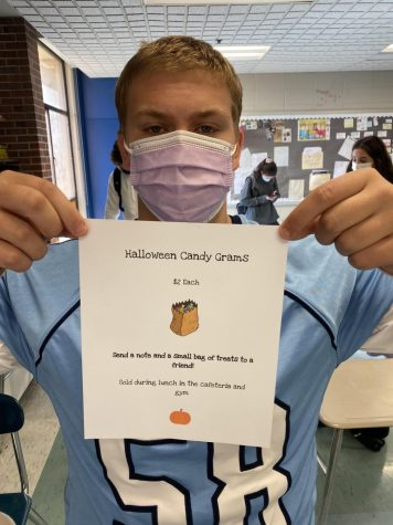 Candy Gram Event